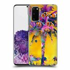 OFFICIAL DAVE LOBLAW TROPICAL BACK CASE FOR SAMSUNG PHONES 1