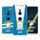 OFFICIAL NFL 2019/20 LOS ANGELES CHARGERS HARD BACK CASE FOR SONY PHONES 1 $17.95 USD on eBay