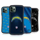 NFL 2017/18 LOS ANGELES CHARGERS HYBRID CASE FOR APPLE iPHONES PHONES $19.95 USD on eBay