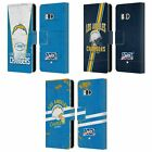 OFFICIAL NFL 2019/20 LOS ANGELES CHARGERS LEATHER BOOK CASE FOR HTC PHONES 1 $19.95 USD on eBay