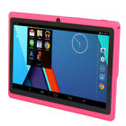 5X(7 Inch Kids Tablet Android Quad Core Dual Camera WiFi Education Game Gift W8)