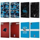 OFFICIAL NFL 2018/19 CAROLINA PANTHERS LEATHER BOOK CASE FOR APPLE iPAD $15.95 USD on eBay