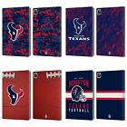 OFFICIAL NFL 2018/19 HOUSTON TEXANS LEATHER BOOK CASE FOR APPLE iPAD $25.95 USD on eBay
