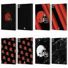 OFFICIAL NFL 2017/18 CLEVELAND BROWNS LEATHER BOOK CASE FOR APPLE iPAD $15.95 USD on eBay