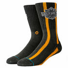 Stance NEW Unisex Harley Road House - Black BNWT