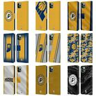 NBA INDIANA PACERS LEATHER BOOK WALLET CASE COVER FOR APPLE iPHONE PHONES on eBay