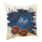 45X45Cm Muslim Ramadan Decoration For Home Seat Sofa Cushion Cover Pillow Co 5L5
