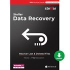 Stellar Data Recovery Software Recover Lost Files from Internal External HDD