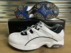 FootJoy FJ Golf Specialty Golf Shoes White Black SZ ( 56732 ) NEW!