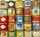 Bath & Body Works White Barn 3 Wick Candle CHOOSE YOUR SCENT! FREE SHIPPING!