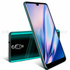 6.3 inch Unlocked Android 9.0 Mobile Smart Phone Dual SIM Quad Core Phablet 3G