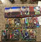 2019 Prizm Lazer Green Neon Green Pulsar Red Ice Red White & Blue Parallels Football Cards - 215