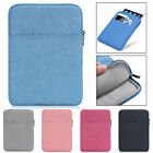 "Shockproof Sleeve Case For iPad 10.2"" 2019 Mini 5 4 3 Pro 9.7"" Tablet Cover Bag"