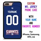 NEW YORK GIANTS JERSEY NFL Custom Phone Case Cover for iPhone Samsung Galaxy $15.9 USD on eBay