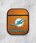 Miami Dolphins Case for AirPods 1 2 3 Pro protective cover skin md2 $15.99 USD on eBay