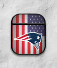 New England Patriots Case for AirPods 1 2 3 Pro protective cover skin nep5 $15.99 USD on eBay
