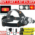Rechargeable 900000LM T6 LED Headlamp Headlight Flashlight Head Torch 18650 Camp