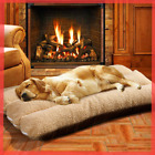 Large Dog Bed Ultra Soft Foam Orthopedic DURABLE Jumbo Winter Warm Mattress