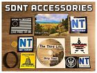 Stealth Diggers Accessory pack 2 Magnet Wrist Band stickers metal detecting