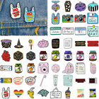 Creative Badges Brooch Pins Cartoon Backpack Collar Pins Jewelry Fashion Gift