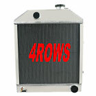 C7NN8005H Aluminum Replace Radiator for Ford/New Holland 2000 2600 3000 3600+ Ez