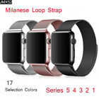 Milanese Loop Magnetic For Apple Watch Strap 44/42/40/38mm iwatch Band 5 4 3 2 1 image