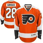 Claude GIROUX FLYERS Rbk Premier Officially Licensed NHL HOME Jersey