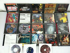 Pc Games Lot ~ Sold Individually ~ Free Shipping