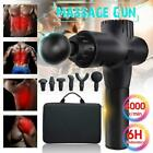 Electric Therapy Massage Guns 5 Gears Muscle Massager Pain Sport Relax Slimming $69.99 USD on eBay
