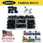 Complete Fairing Bolt Kit Body Screws Aluminum For Triumph Daytona 600 2002-2004 $23.77 USD on eBay