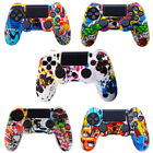 Graffiti Art Paint PS4 Controller Cover/Skin Protective Rubber for PlayStation 4