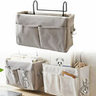 Bed Bedside Tidy Organiser Storage Holder Cabin Shelf Bunks Pocket Chair Bags