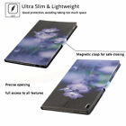 """For Samsung Galaxy Tab A6 10.1"""" T580/T585 Leather Magnetic Tablet Case Cover"""