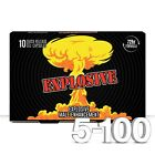 EXPLODE Male Enhancement / Sex Pills for Maximum Erectile Support $15.95 USD on eBay