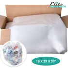 HEAVY DUTY Clear Refuse Sacks / Bags 160 GAUGE Strong Bin Liners Rubbish Bag