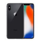 Apple iPhone X Unlocked SIM Free Smartphone - 64GB 256GB - Grey/Silver