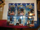 Star Wars Attack of the Clones 2001 Figures MOSC $4.99 USD on eBay
