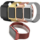 For Apple Watch Series  Milanese Stainless Steel iWatch Band Strap 42/38 image