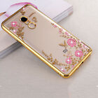 Shockproof Bumper Silicone Bling Cover Case For Xiaomi Redmi 4 5 6A Note 6 7Pro