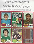 1976 TOPPS FOOTBALL YOU PICK FROM SCANS # 173 TO # 354 $2.0 USD on eBay