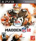 Madden NFL (Playstation 3) PS3 Tested