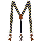 Classic Striped Suspenders