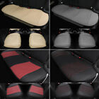 PU Leather Car Seat Cover Cushion Protector Pad Mat Edge Wrapping Auto Supplies $59.98 USD on eBay