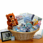 Deluxe Welcome Home Precious Baby Gift Basket/Unisex