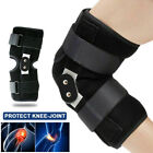 elastic adjustable knee brace fastener patella support acl tendon ligament gym