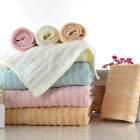 Hand Towels Face Towels Large Bath towel Pure Cotton 550 GSM Bamboo fiber Towel image
