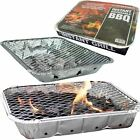 Disposable Instant Light BBQ Barbecue Charcoal Grill Outdoor Cooking Camping