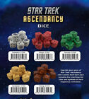 Star Trek D6 Faction Dice Pack (Ascendancy and other Games) Multi-Listing - NEW on eBay
