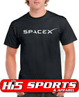 Spacex T-Shirt Space Exploration NASA Elon Musk  Adult-Youth Sizes Shirt Sm - 5X image
