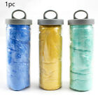 Portable Shower Dog Cat Water Absorption Quick Dry Pet Towel Cartoon Cleaning